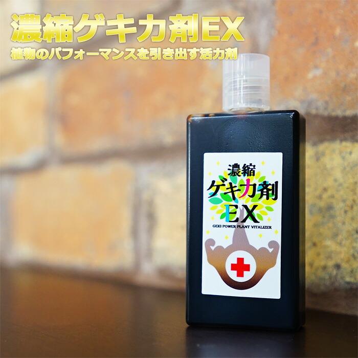 濃縮ゲキ力剤EX お花の力を高める活力剤