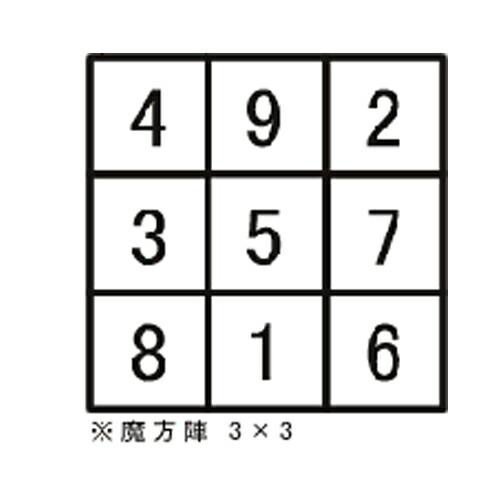 魔法陣3×3