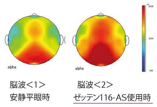 脳波の実験データ