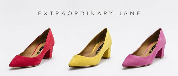 EXTRAORDINARY JANE(エクストローディナリージェーン)