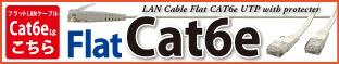 cat6eフラット