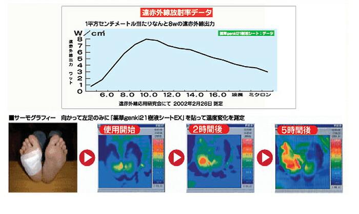 遠赤外線放射データ