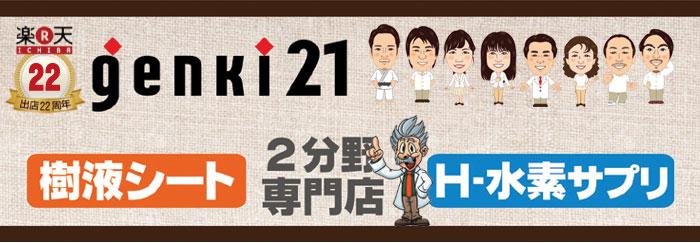 【genki21】 楽天市場店