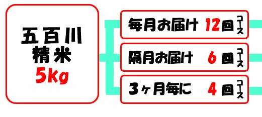 精米購入選択マップ:五百川