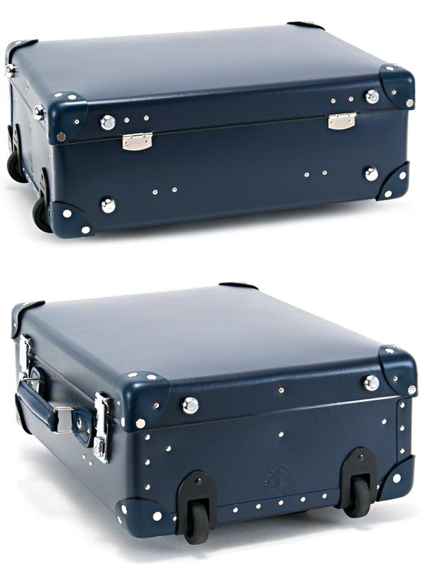 グローブ・トロッター GLOBE-TROTTER キャリーケース スーツケース 旅行かばん 18 CENTENARY センテナリー トローリーケース ネイビー GTCNTNN18TC NAVY/NAVY