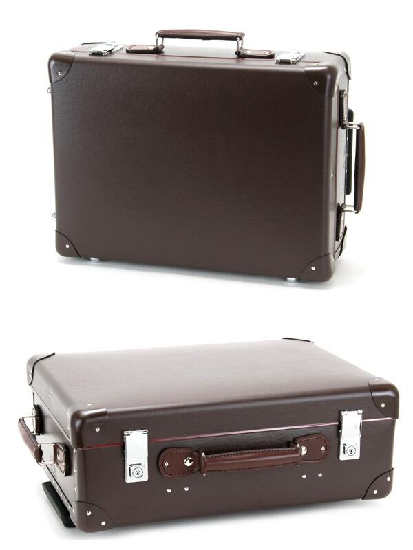 グローブトロッター GLOBE-TROTTER スーツケース トロリーケース ORIGINAL オリジナル 18インチ キャリーケース ブラウン/ブラウン GTORGBB18TC BR/BR