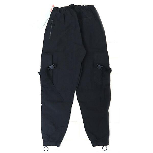 オフホワイト Off-White パンツ カーゴパンツ PARACHUTE CARGO PANT BLACK NO COLOR OMCF002R19A210211000