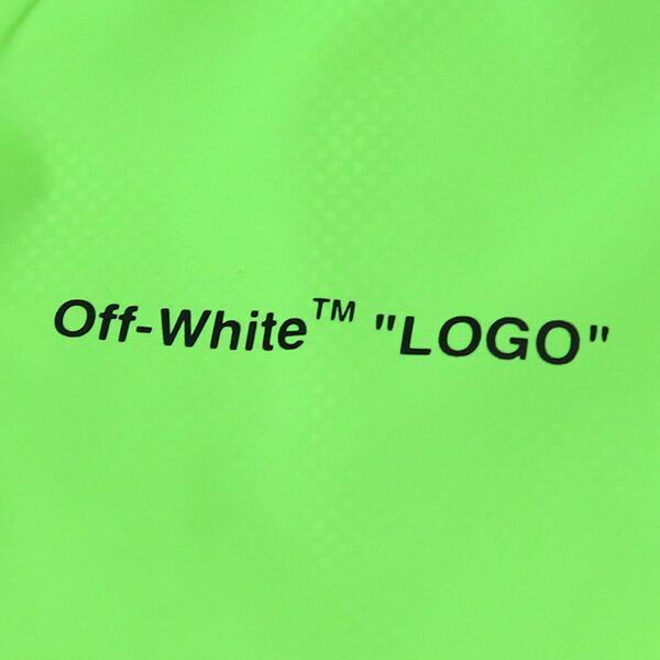 オフホワイト off-White ボトムス パンツ ロング トラック イエロー OMCA090S19D160016200 LIGHT NYLON JOGGING