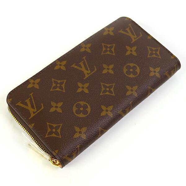 ルイヴィトン Louis Vuitton 財布 長財布 レディース ラウンドファスナー ジッピー・ウォレット モノグラム・ローズバレリーヌ M41894