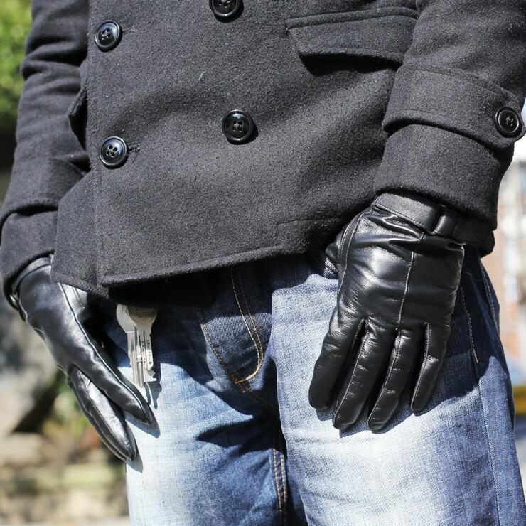 手袋 メンズレザー