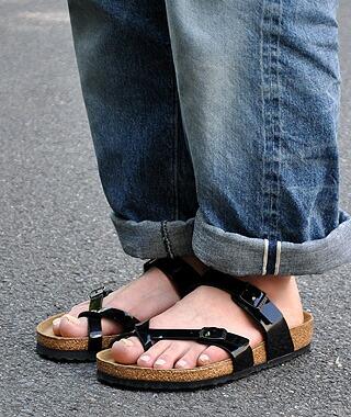 Birkenstock Mayari Women 's Adjustable Buckle Criss Cross Sandals