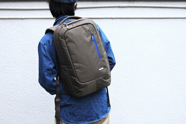 Incase Nylon Backpack In