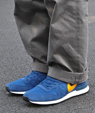 super popular d242f f63be nike internationalist court blue yellow