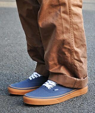 Fourgons Authentiques Chaussures Denim Et Gomme Foncée jHBJk