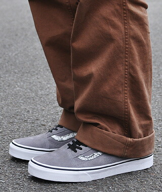 0e453e301c gettrymag  VANS OLD SKOOL (SNAKE) GRAY   SILVER FROST