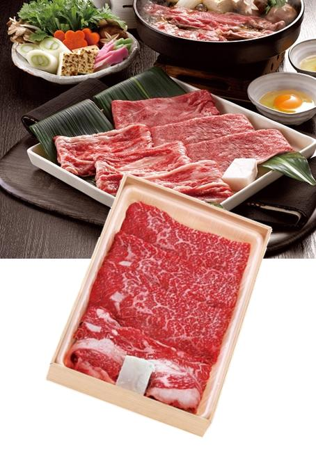 松阪牛すきやき肉