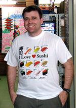 お寿司好きな外国人は大喜び!