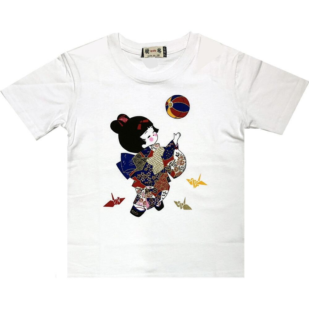 子供Tシャツ 童(わらべ)
