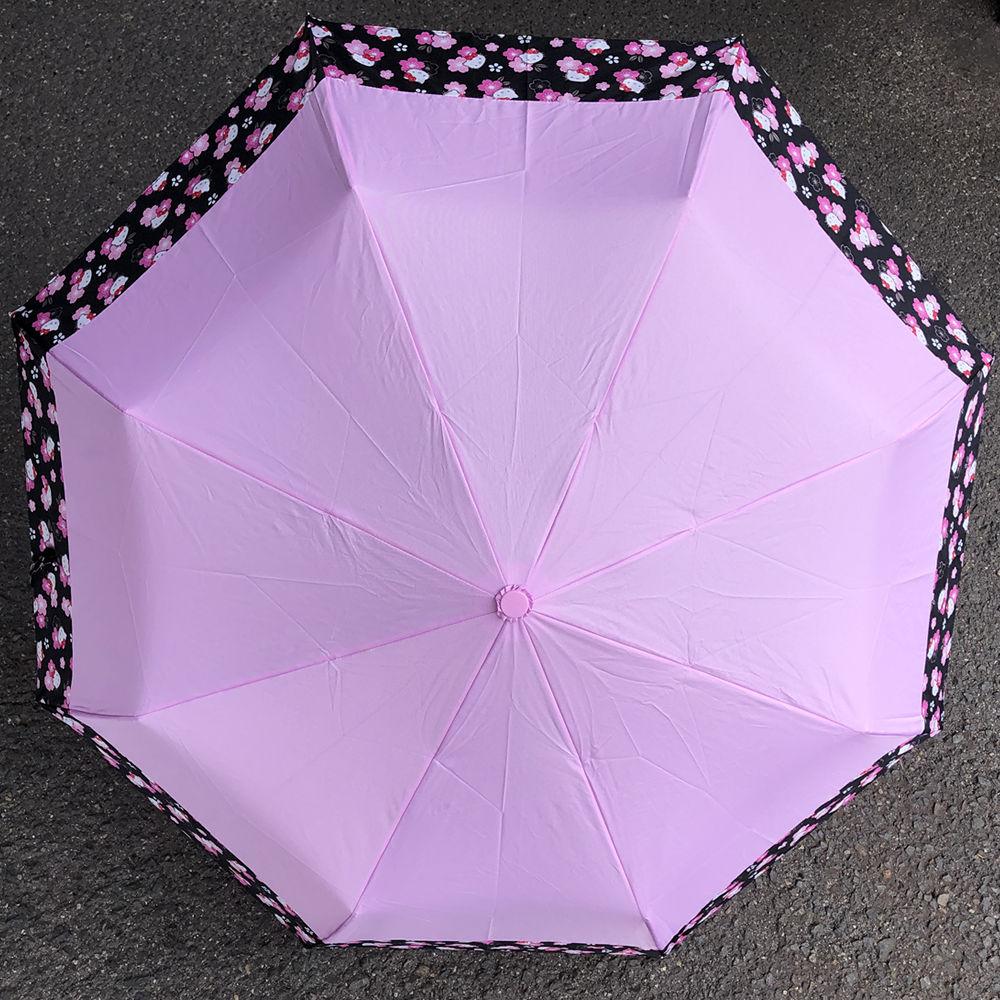 ハローキティ折りたたみ傘