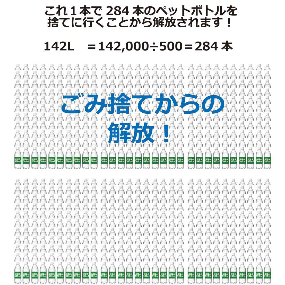 ドリンクメイト マグナムグランド マットブラック + 付属セット | 炭酸メーカー + 専用ボトルセット DRM1006/DRM0025×2/DRMLC901