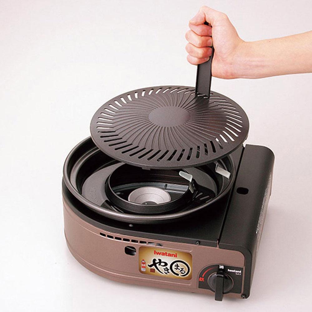 イワタニ スモークレス焼肉グリル やきまる