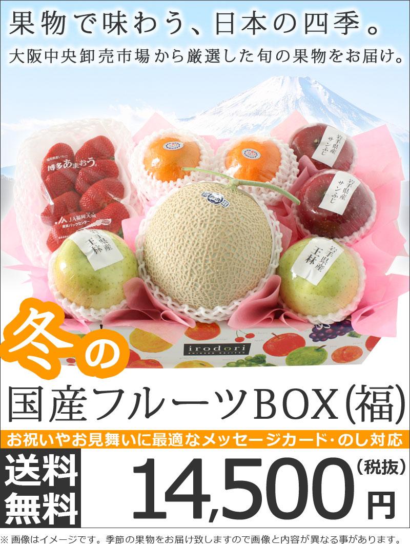 国産フルーツBOX(福)