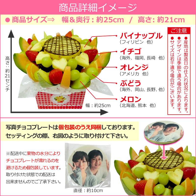フォトハッピーカラフルーツ 商品詳細