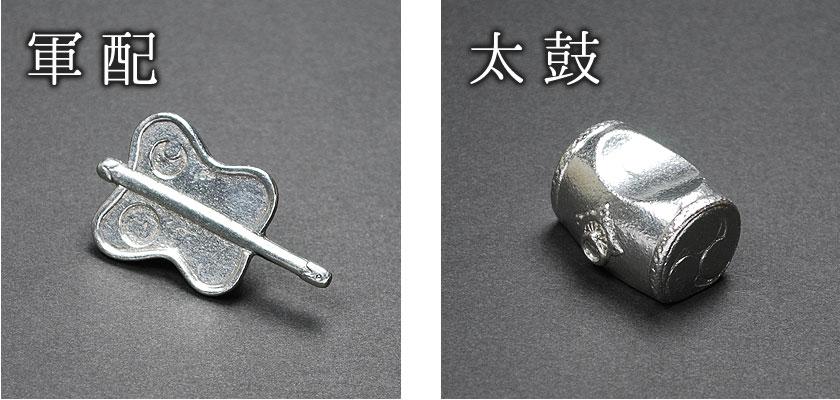 軍配・太鼓の箸置き