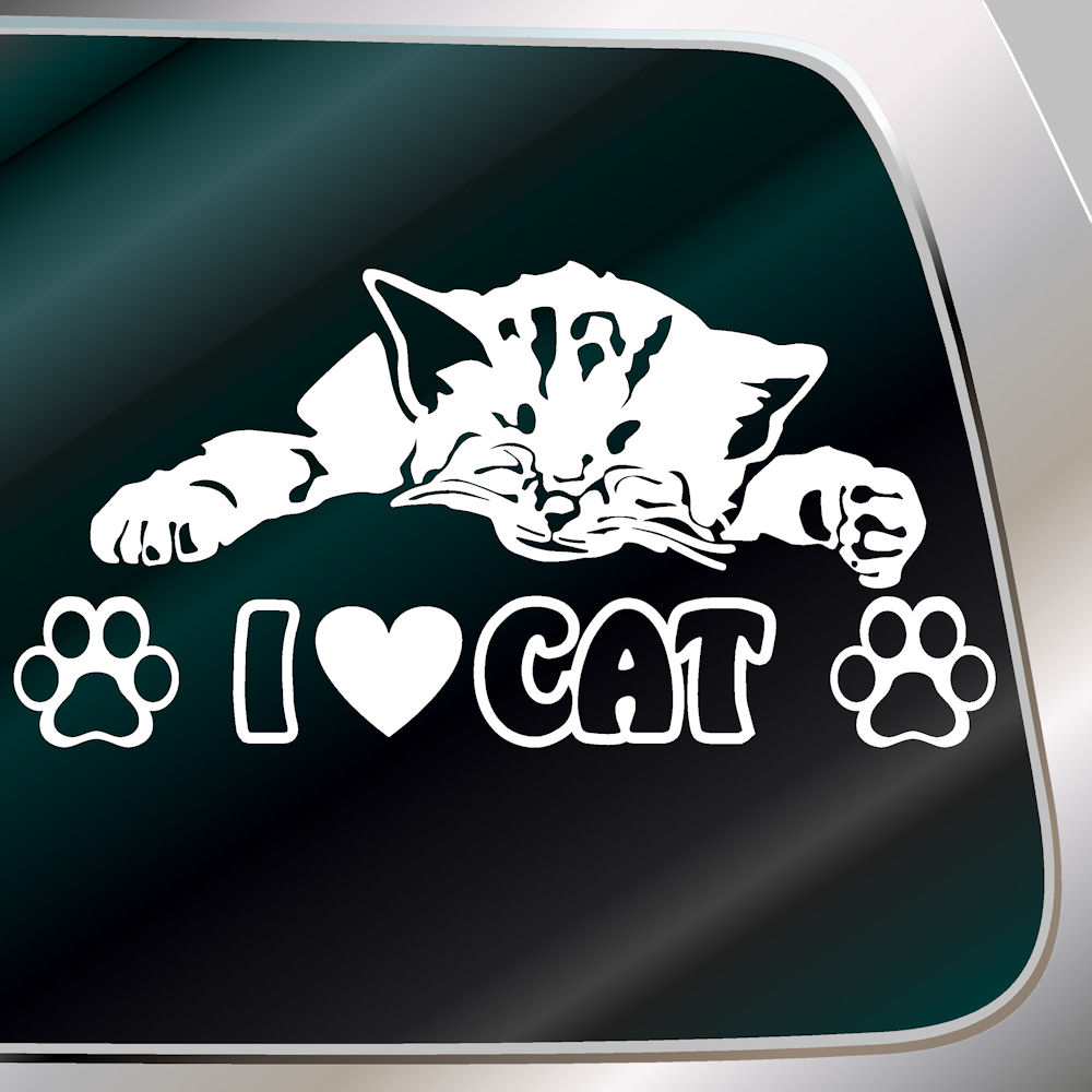 猫好きには『た・ま・ら・な・い・』かわいい♪ねこたまステッカー