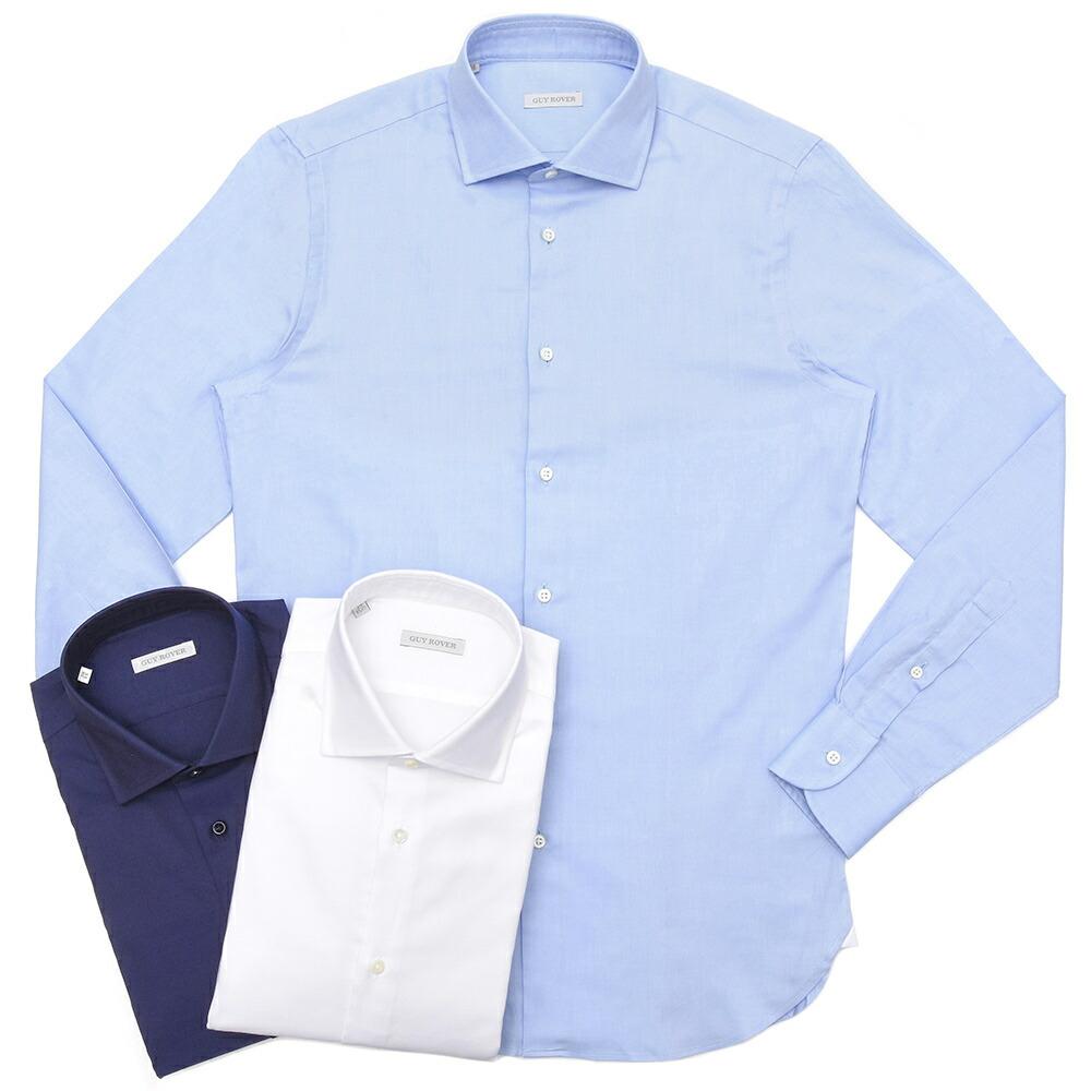 ギローバー(GUY ROVER)のおすすめワイシャツ