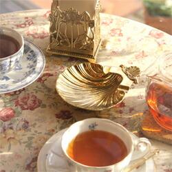 真鍮 小皿 灰皿 アッシュトレイ ソープディッシュ