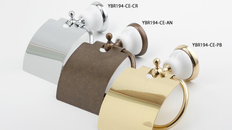 タオルハンガータオル掛けやさしいひかえめデザイン清潔感つくりはしっかりしています石膏ボード取付対応タオルリングFEMININ真鍮フェミニン白色セラミック