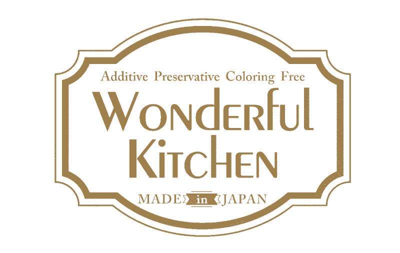 ワンダフルキッチンロゴ