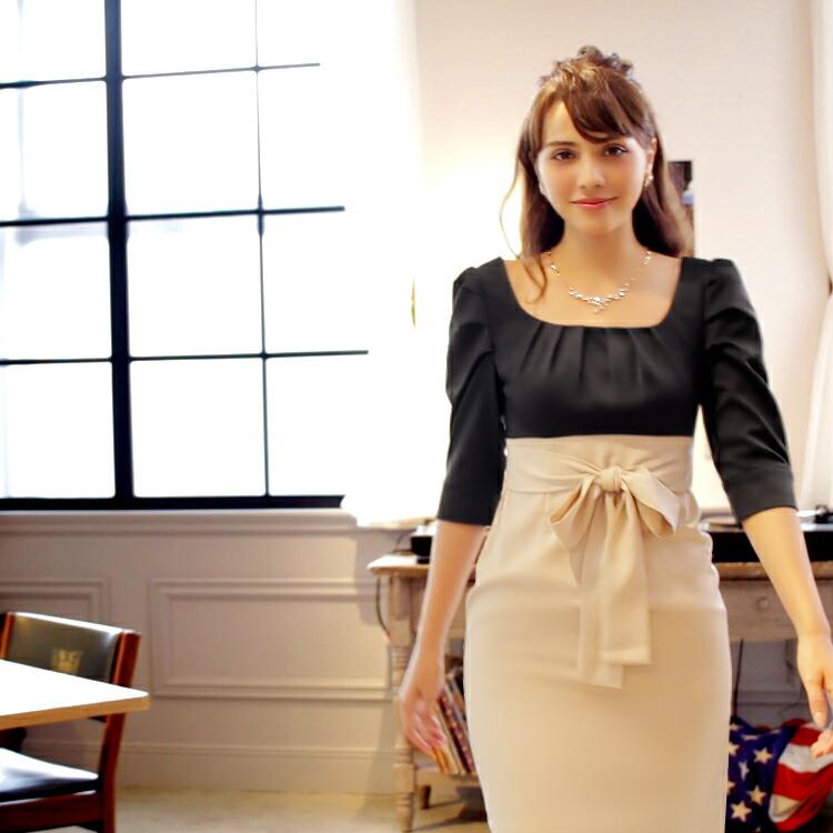 リンドドレス・モデル:伊藤ニーナ