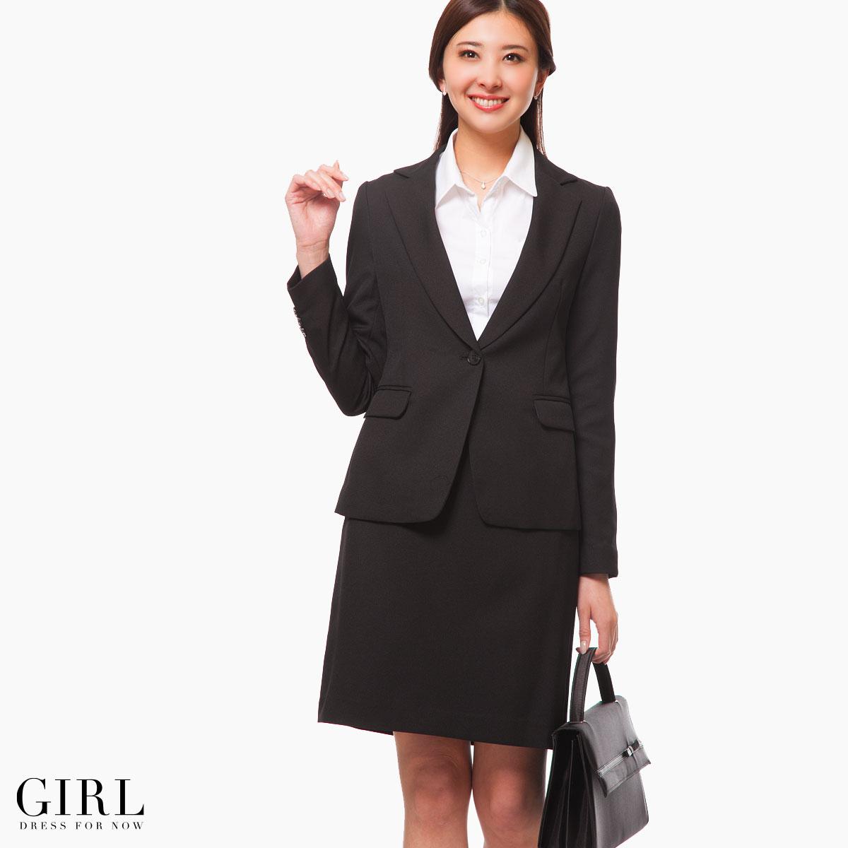 Dress shop GIRL   Rakuten Global Market: Long-sleeved suit set ...