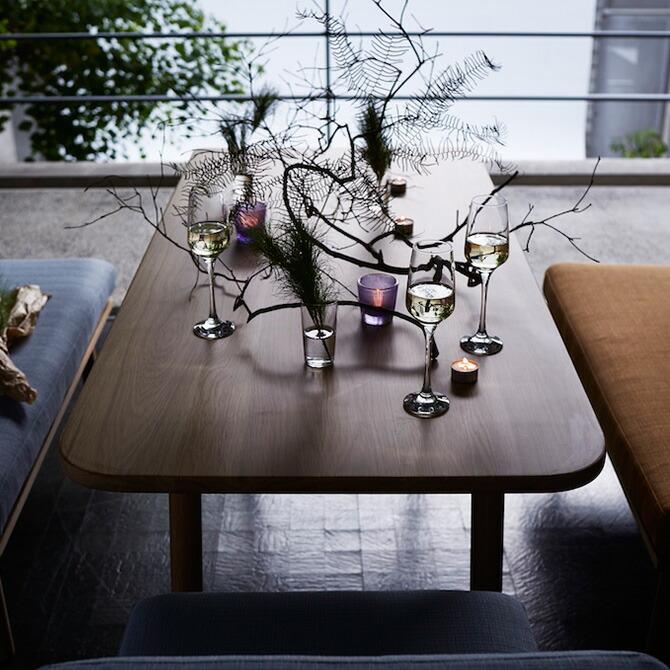 fluff フラッフダイニングテーブル Mサイズ