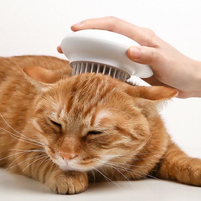 Pet Brush-Q 猫用ブラシ