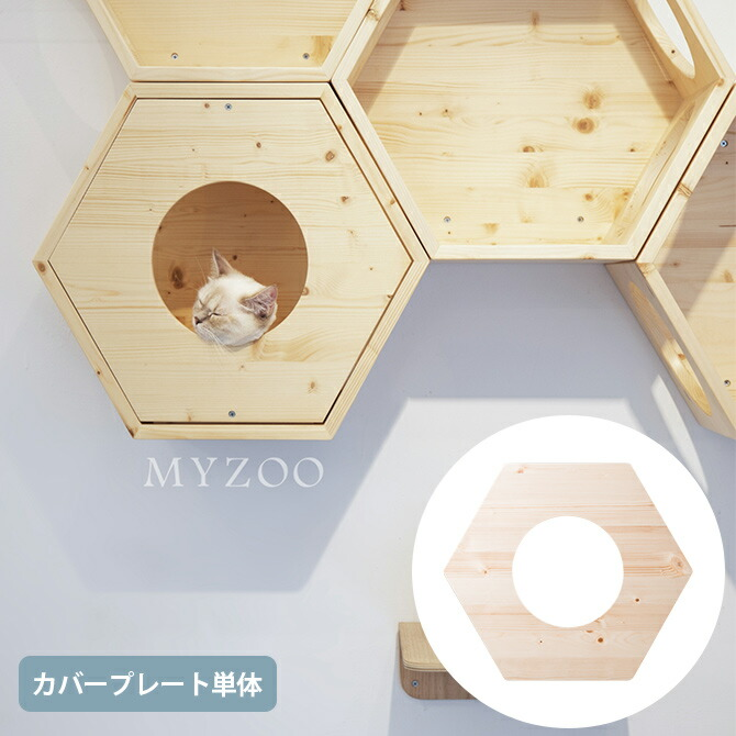Busy Cat専用 Cover Plate カバープレート