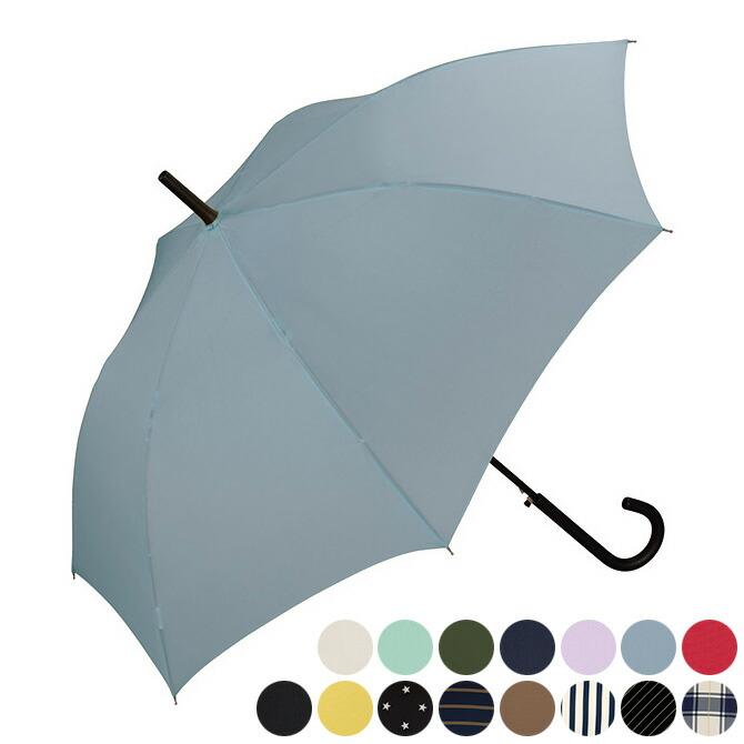 長傘 超撥水 60cm
