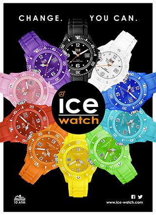 ICE-WATCH アイスウォッチ ICE-FOREVER アイスフォーエバー ユニセックスサイズ【宅配便】ホワイト