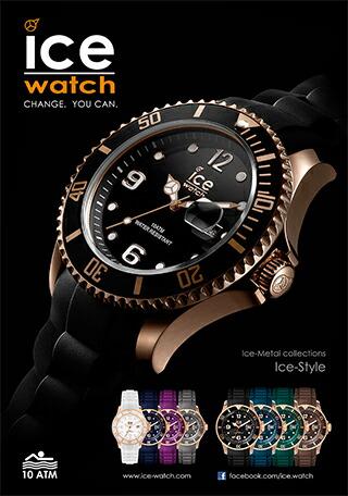 アイスウォッチ ice watch STYLEシリーズ10P20Sep14【宅配便】ブラック