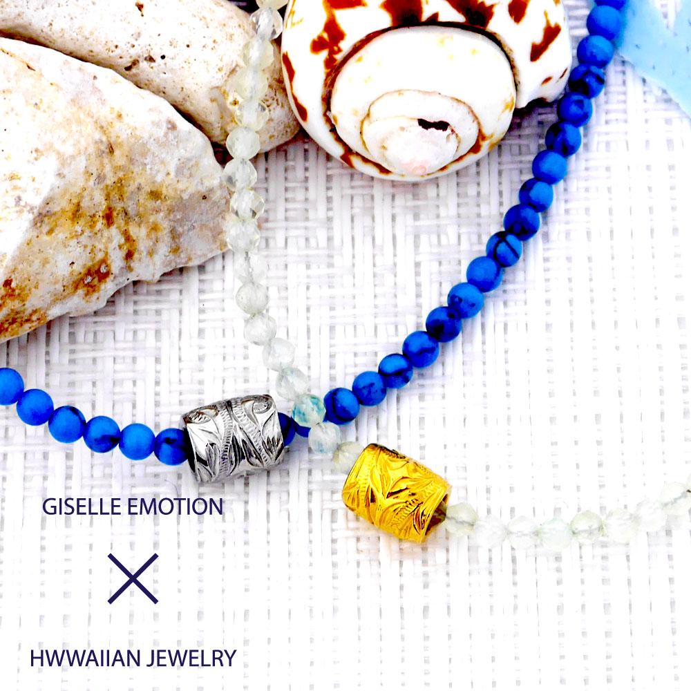 バレル 天然石チェーン tennenseki-gpss1116-pair