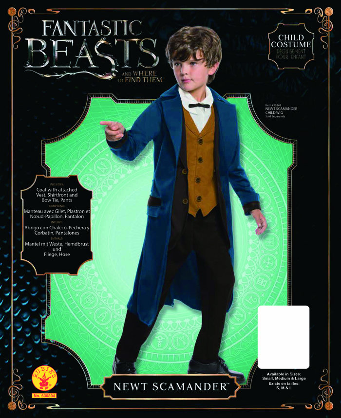 Zakka Green: Halloween Clothes Child Boy Disguise