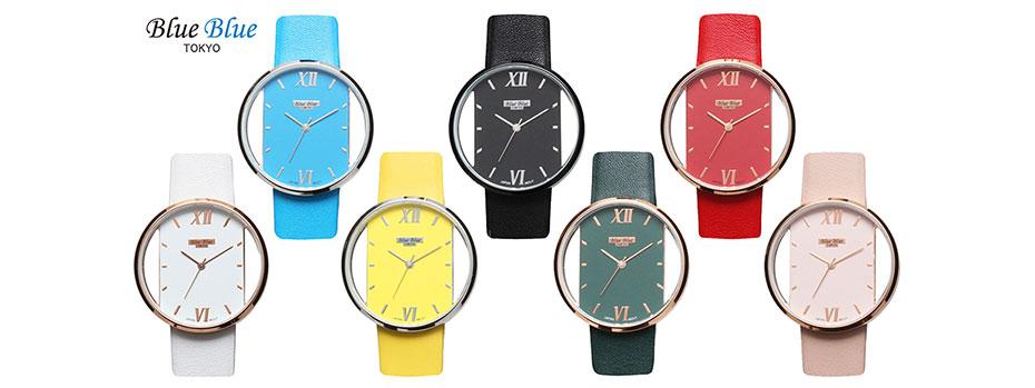 Blue Blue TOKYO 腕時計