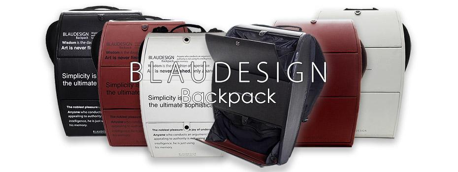 BLAUDESIGN Backpack ブラウデザイン 大人のランドセル