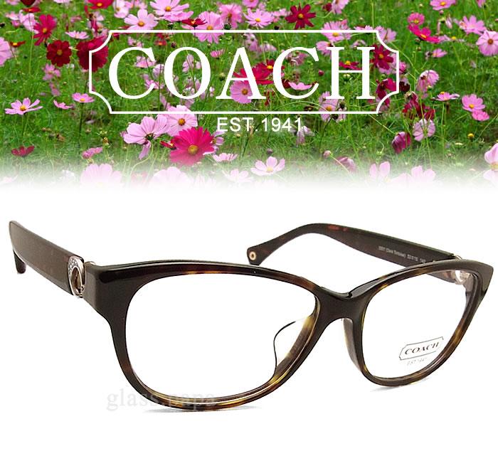 ☆ coach COACH eyeglass frames HC 6038F-5001 glasspapa