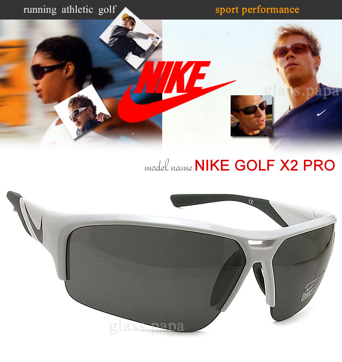 5bcf162cc6 glasspapa  NIKE Nike sunglasses from NIKE GOLF X2 PRO  EV0872-100 ...