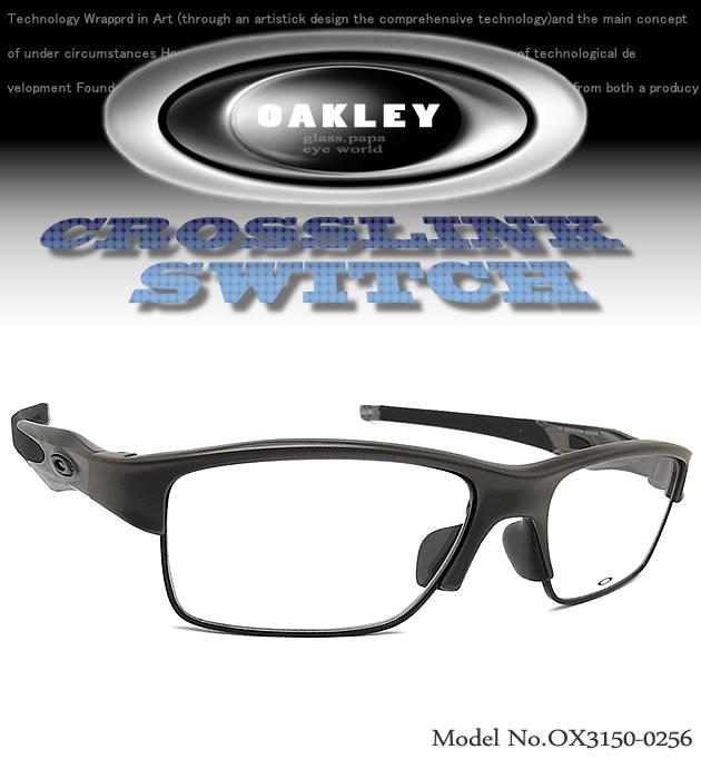 acc30d13f0e4 Oakley Crosslink Switch Asian Fit « Heritage Malta