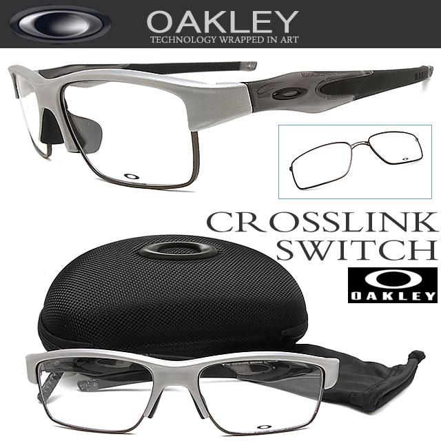 648f8795e8 Oakley Crosslink Switch Ox3128 01 Satin Black