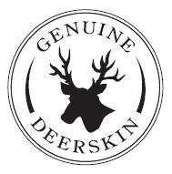 genuine deerskin logo